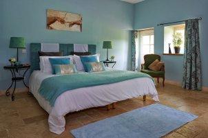 LuxeGetaways | Courtesy La Ferme de la Lochere - Room