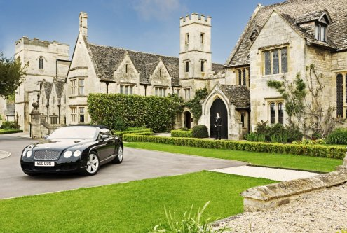 LuxeGetaways | Courtesy Ellenborough Park - Exterior