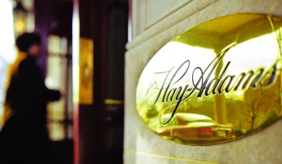 LuxeGetaways | Courtesy The Hay-Adams Hotel - Exterior