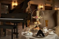 Afternoon Tea at the St. Regis