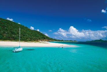 LuxeGetaways Magazine   Courtesy Caribbean Travel Association   Buck Island