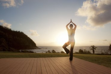LuxeGetaways | Travaasa Hana - Yoga