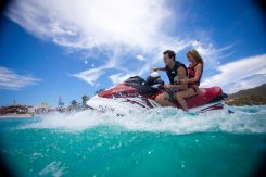 LuxeGetaways Magazine | Courtesy Caribbean Travel Association | Jet Ski