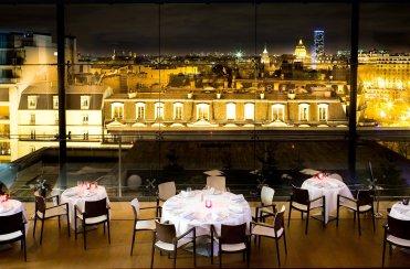 LuxeGetaways Magazine | Top 5 Favorite Places to Enjoy Outdoor Dining in Paris