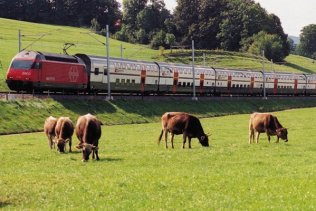 LuxeGetaways | Navigating Switzerland by Swiss Federal Railways (SBB)