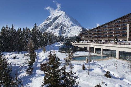 LuxeGetaways - Luxury Travel - Luxury Travel Magazine - Luxe Getaways - Luxury Lifestyle - Best of the Alps - Skiing - Europe Ski - Interalpen Hotel