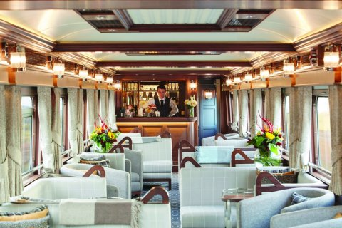 LuxeGetaways - Luxury Travel - Luxury Travel Magazine - Luxe Getaways - Luxury Lifestyle - Ireland Train Travel - Belmond