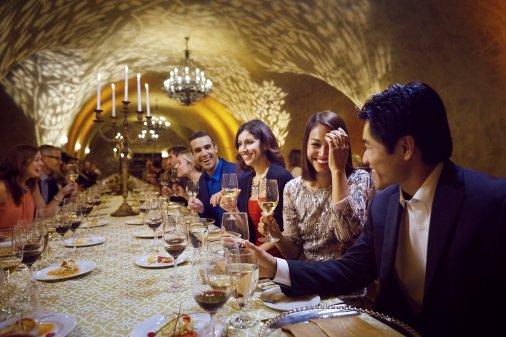 LuxeGetaways - Luxury Travel - Luxury Travel Magazine - Luxe Getaways - Luxury Lifestyle - Napa Valley Wine Experiences - Meritage Cave