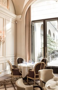 LuxeGetaways | Four Seasons Hotel George V, Paris