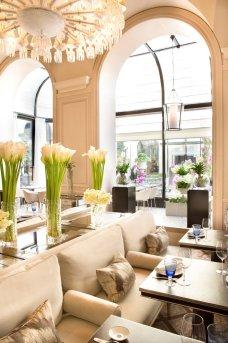 LuxeGetaways | Four Seasons Hotel George V, Paris