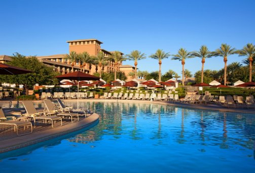 LuxeGetaways | Westin Kierland Resort & Spa Exudes the Spirit of Scottsdale
