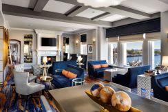 LuxeGetaways - Luxury Travel - Luxury Travel Magazine - New Era at Fairmont Empress - Victoria Canada - Fairmont Hotels and Resorts - Damon M Banks - Gold Level Lounge