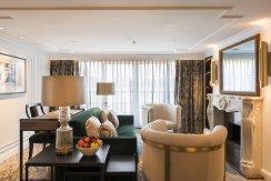 LuxeGetaways - Luxury Travel - Luxury Travel Magazine - Crystal Cruises - private jet travel - river cruise - luxury cruise suite