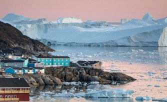LuxeGetaways - Luxury Travel - Luxury Travel Magazine - Canada - Hurtigruten - ice fjord