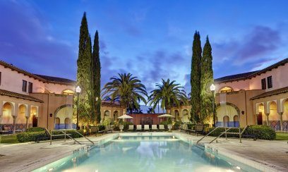 LuxeGetaways - Luxury Travel - Luxury Travel Magazine - The Boca Raton Resort by Waldorf Astoria - Spa Pool