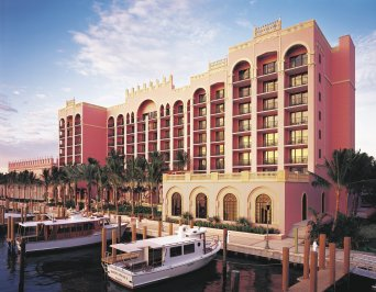 LuxeGetaways - Luxury Travel - Luxury Travel Magazine - The Boca Raton Resort by Waldorf Astoria - Exterior Yacht Club