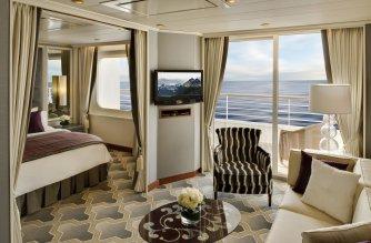 LuxeGetaways - Luxury Travel - Luxury Travel Magazine - Crystal Cruises - private jet travel - river cruise - luxury cruise - Penthouse cruise suite