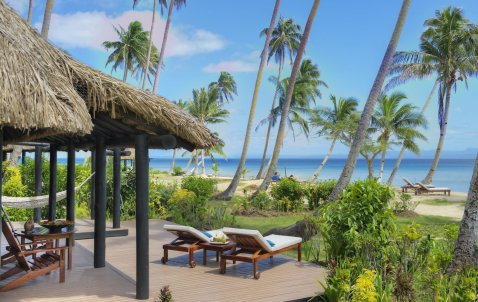 LuxeGetaways - Luxury Travel - Luxury Travel Magazine - Romantic Travel Getaways - Fiji - Fiji Resort - Beach