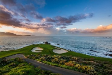 LuxeGetaways - Luxury Travel - Luxury Travel Magazine - Luxe Getaways - Luxury Lifestyle - Pebble Beach Resorts - Fairway One - California - Luxury Golf Resort -