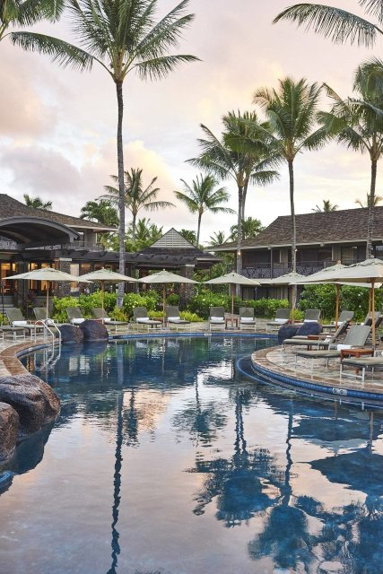 LuxeGetaways - Luxury Travel - Luxury Travel Magazine - Romantic Travel Getaways - Hawaii - Koa Kea Hotel - Pool