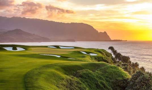 princeville-makai-golf-club-7th-hole-at-sunset-with-mount-makana-in-background-named-bali-hai-in-the-movie-south-pacific
