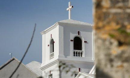LuxeGetaways - Luxury Travel - Luxury Travel Magazine - Bermuda Tourism - America's Cup - Oracle Team USA - church