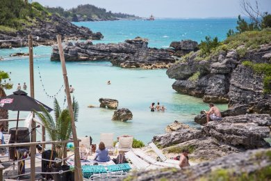 LuxeGetaways - Luxury Travel - Luxury Travel Magazine - Bermuda Tourism - America's Cup - Oracle Team USA - Tobacco Bay