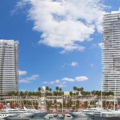 LuxeGetaways - Luxury Travel - Luxury Travel Magazine - Miami - Island Gardens - yachts - superyachts - marina