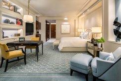 LuxeGetaways - Luxury Travel - Luxury Travel Magazine - New Hotels - Waldorf Astoria Beverly Hills - Suite
