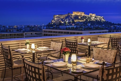 LuxeGetaways - Luxury Travel - Luxury Travel Magazine - Savoring Tastes of Athens - Michelle Winner - Athens Greece - Greek Food - Tudor Hall Restaurant