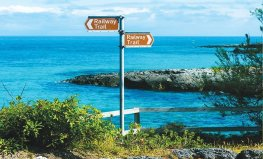 LuxeGetaways - Luxury Travel - Luxury Travel Magazine - Bermuda Tourism - America's Cup - Oracle Team USA - railway trail