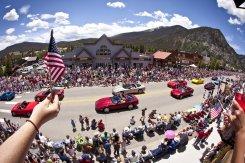 LuxeGetaways - Luxury Travel - Luxury Travel Magazine - Frisco Colorado - July 4 - Parade