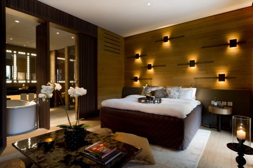 LuxeGetaways_Chedi-Andermatt_Switzerland_Slimming-Wellness-Retreat_Deluxe-Room_Bed