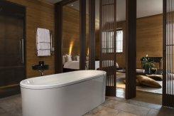 LuxeGetaways_Chedi-Andermatt_Switzerland_Slimming-Wellness-Retreat_Deluxe-Room-Bathroom_Luxury-Bathtub