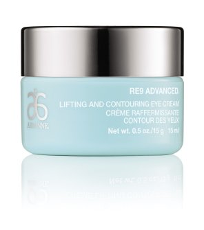 LuxeGetaways_luxury_skincare_eyecream_Arbonne-RE9-Advanced-Lifting-Contouring-Eye-Cream