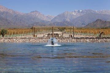 LuxeGetaways - 25 Poolside Experiences - Luxury Hotel Pools - Casa de Uco - Dining - Winery