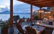 LuxeGetaways - Luxury Travel - Luxury Travel Magazine - Luxe Getaways - Luxury Lifestyle - Luxury Villa Rentals - Affluent Travel - Casa Palopo - Carretera a San Antonio Palopó, Guatemala - Dining - Terrasse