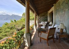 LuxeGetaways - Luxury Travel - Luxury Travel Magazine - Luxe Getaways - Luxury Lifestyle - Luxury Villa Rentals - Affluent Travel - Casa Palopo - Carretera a San Antonio Palopó, Guatemala - Villa Terrasse