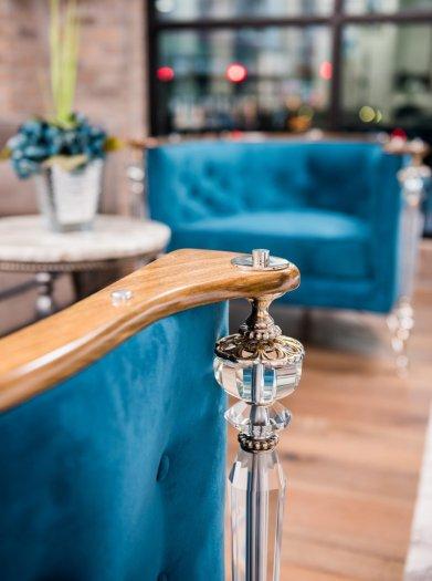 LuxeGetaways - Luxury Travel - Luxury Travel Magazine - Luxe Getaways - Luxury Lifestyle - The Ivey's Hotel Charlotte - North Carolina - Iveys Hotel - Lobby Furniture