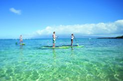 LuxeGetaways - Luxury Travel - Luxury Travel Magazine - Luxe Getaways - Luxury Lifestyle - The Ritz Carlton Kapalua - Maui - Hawaii - Luxury Hotel Maui - paddleboarding