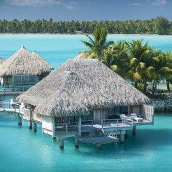 LuxeGetaways - Luxury Travel - Luxury Travel Magazine - Luxe Getaways - Luxury Lifestyle - St Regis Bora Bora - Starwood Bora Bora - Marriott Bora Bora - Overwater Villa