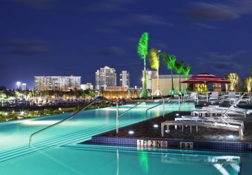 LuxeGetaways - 25 Poolside Experiences - Luxury Hotel Pools - Sheraton Puerto Rico - Caribbean Hotel
