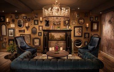 LuxeGetaways - Luxury Travel - Luxury Travel Magazine - Luxe Getaways - Luxury Lifestyle - The Ivey's Hotel Charlotte - North Carolina - Iveys Hotel - Sophias Lounge