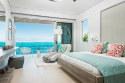 LuxeGetaways - Luxury Travel - Luxury Travel Magazine - Luxe Getaways - Luxury Lifestyle - Luxury Villa Rentals - Affluent Travel - The Dunes by Grace Bay Club - Turks and Caicos - Bedroom