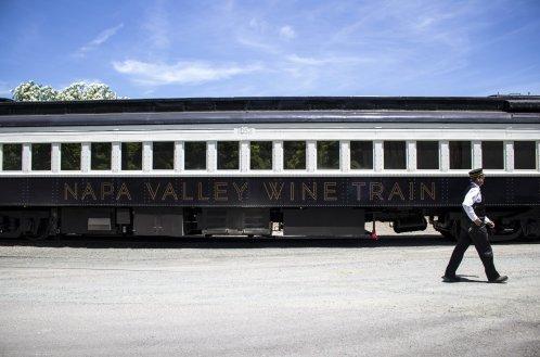 LuxeGetaways - Luxury Travel - Luxury Travel Magazine - Luxe Getaways - Luxury Lifestyle - Luxury Villa Rentals - Affluent Travel - Napa Valley Wine Train - Quattro Vino Tours - Napa Valley - California - Exterior