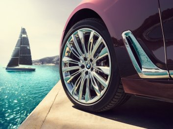 LuxeGetaways - Luxury Travel - Luxury Travel Magazine - Luxe Getaways - Luxury Lifestyle - BMW - BMW Individual - Luxury Cars - Luxury Auto - Nautor's Swan - BMW M760