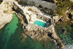 LuxeGetaways - Luxury Travel - Luxury Travel Magazine - Luxe Getaways - Luxury Lifestyle - Luxury Villa Rentals - Villas with Forever Views - Luxe Villas - Luxury Rentals - Croatia - Villa Sheherezade - Dubrovnik - Pool