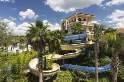 LuxeGetaways - Luxury Travel - Luxury Travel Magazine - Luxe Getaways - Luxury Lifestyle - Family Travel - Family Hotels - CIRE Travel - Tzell Travel - Four Seasons Orlando - Water Slide