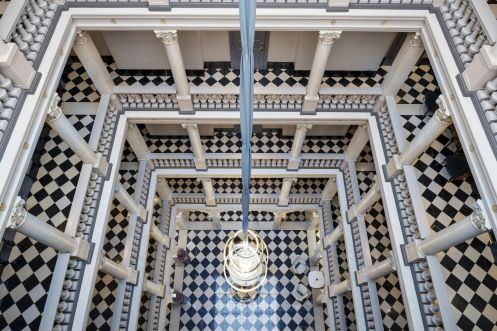 LuxeGetaways - Luxury Travel - Luxury Travel Magazine - Luxe Getaways - Luxury Lifestyle - LuxeGetaways_Ritz-Carlton Geneva_Marriott-International_Hotel-De-La-Paix - Luxury Hotel - Hotel Opening - Europe Luxury Hotel - Swiss Hotel - Lobby