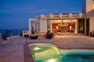 LuxeGetaways - Luxury Travel - Luxury Travel Magazine - Luxe Getaways - Luxury Lifestyle - Luxury Villa Rentals - Villas with Forever Views - Luxe Villas - Luxury Rentals - Mexico - Villa Penasco - Pedregal - Cabo San Lucas - Pools